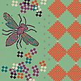 Bee.tomatovine.detail