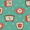 Clocks.aqua